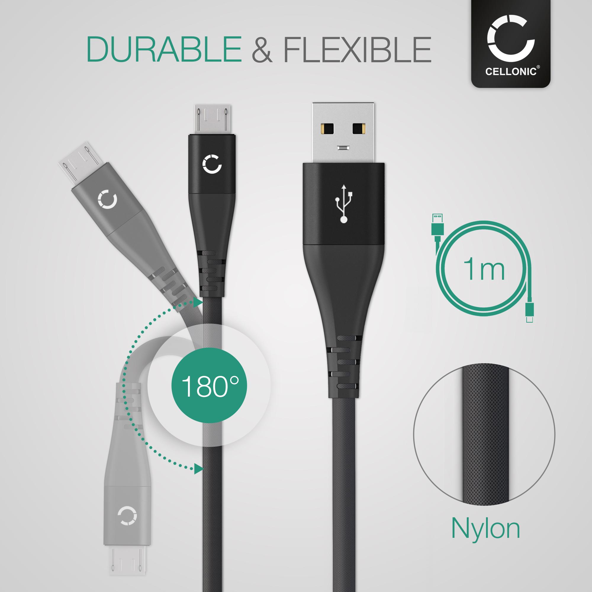 Cable USB para HP Slate 7 VoiceTab Slate 10 HD Cable Carga